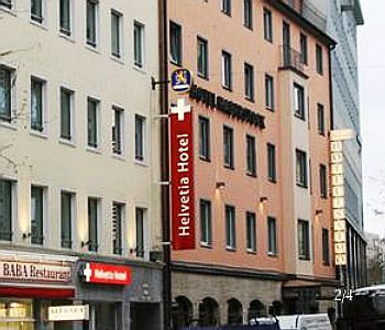 HELVETIA HOTEL MUNICH CITY CENTER